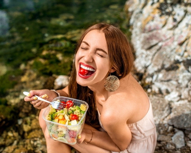 6 טיפים איך לחזור לתזונה בריאה אחרי הצבא