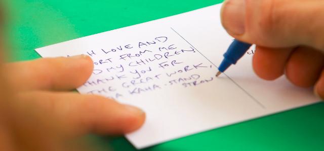 מכתבים מהלב: