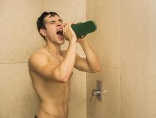 5 טיפים למקלחת הראשונה בצבא