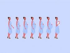 כך תהיו מוכנות לכל שלבי התפתחות העובר בהריון